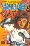Evangelion Tomo 1 Manga