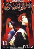Evangelion Tomo 11 Manga