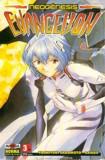 Evangelion Tomo 3 Manga