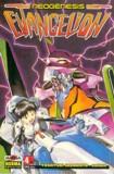 Evangelion Tomo 4 Manga