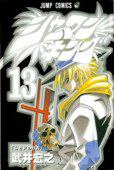 Shaman King Anime y Manga