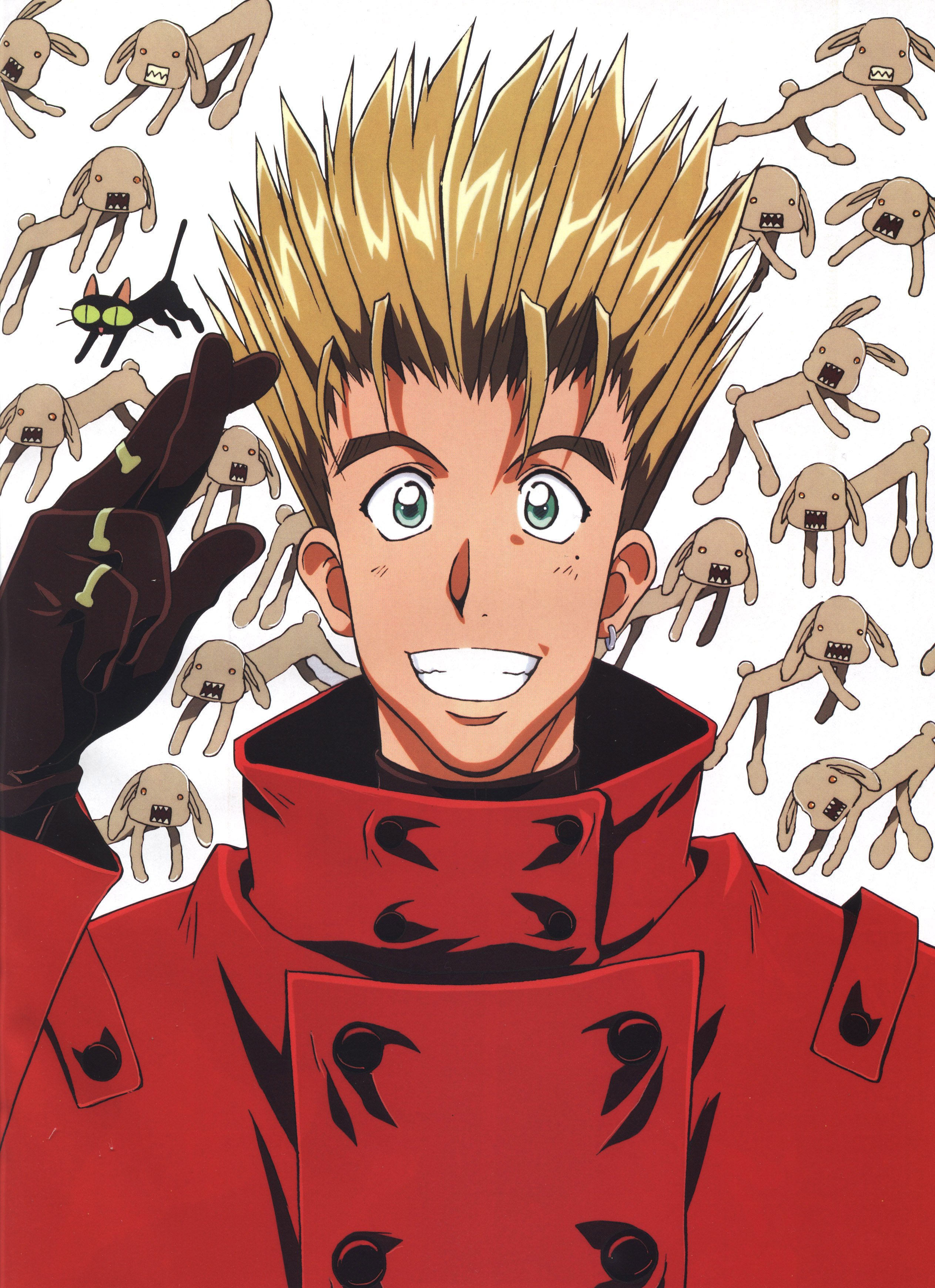 images about trigun - photo #38