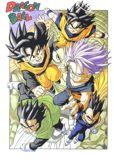 Goku ha vuelto!