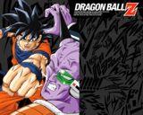 El CapitᮠGinyu recibiendo, tambi鮬 lo suyo, de manos de Goku