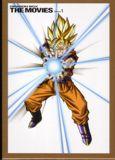 Goku ejecutando un Kame Hame Ha, see, otra vez
