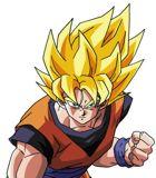 Otro Vector de Goku