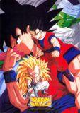 Goku, Gohan, Piccolo y Gotenks en Super Saiyajin 3