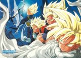 El inalcanzable Cell y los Saiyajin que habr??? de derrotarlo