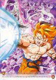 Goku contra Cell y todas sus transformaciones