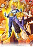 Padre e hijo enfrentarᮠa los androiden del doctor makigero