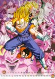 Vegito y Gotenks en Super Saiyajin Fase 3