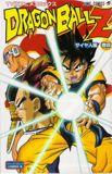 Goku enfrentando a los Saiyajin asesinos