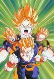 Goku y compa??????. ?Podrᮠderrotar definitivamente a Broly?