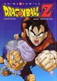 Imagen del especial de TV, donde Goku y todos, excepto Trunks y Gohan, han muerto a manos de los androides o de muerte natural
