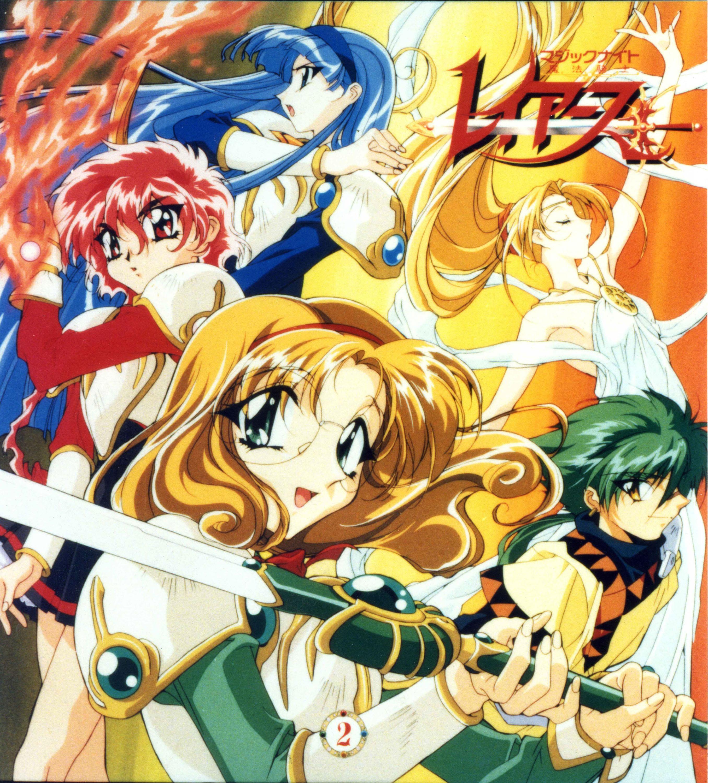 Anime Online24hrs Las Guerreras Magicas