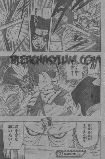 Naruto 530 Scan