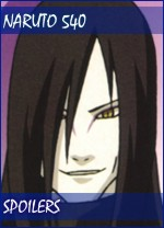 Naruto 540 Spoilers