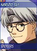 Naruto 541 Spoilers