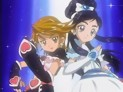 Nagisa y Honoka se transforman en Pretty Cure