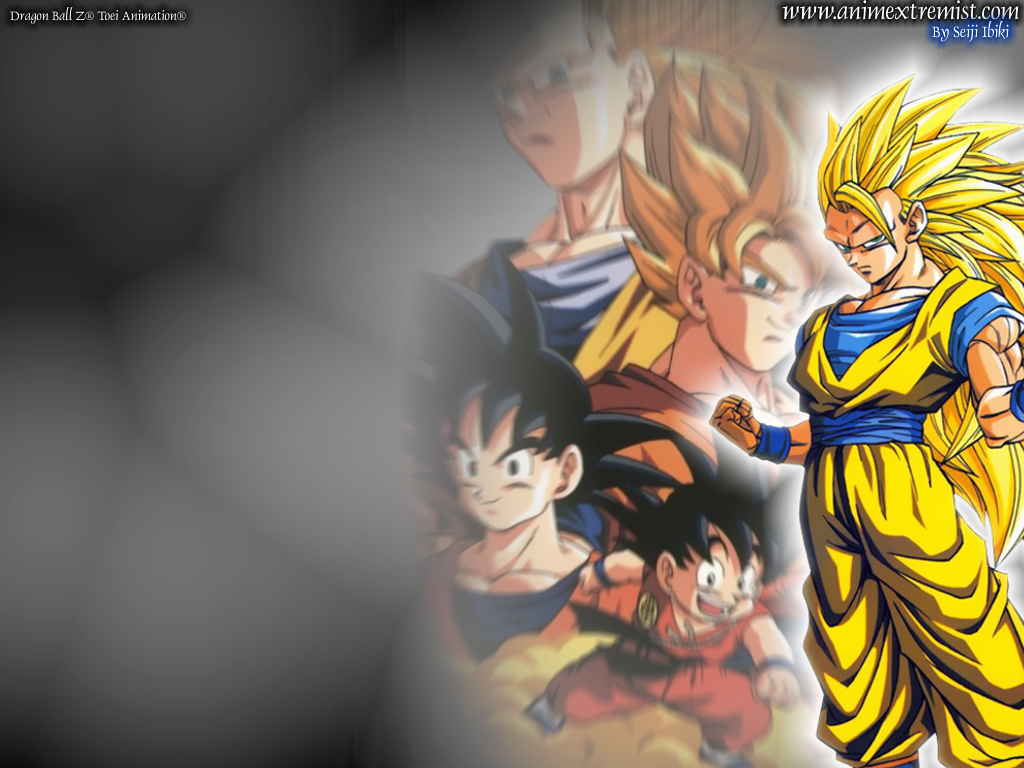 Fondos de Dragon Ball Z Wallpapers de Dragon Ball Z